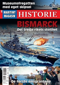 Maritimt Magasin Historie  1/2018