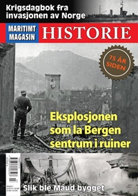 Maritimt Magasin Historie  3/2019