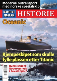 Maritimt Magasin Historie  1/2019