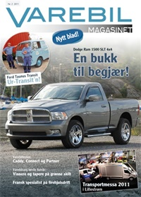 Varebil magasinet 1/2012